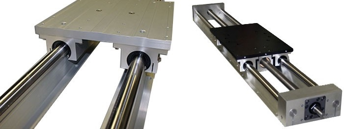 Steady Rail™ Linear Stages