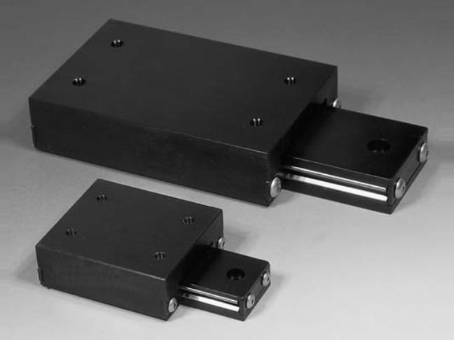Precision Crossed Roller Slides