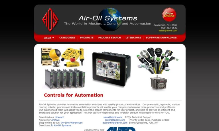 Air-Oil Systems, Inc.