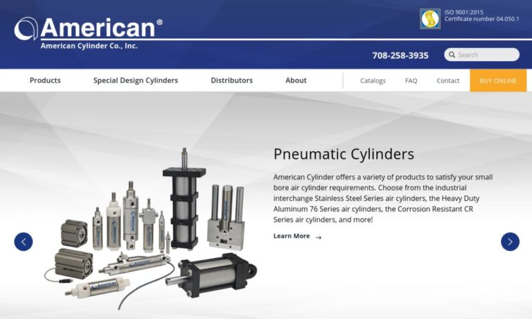 American Cylinder Co., Inc.