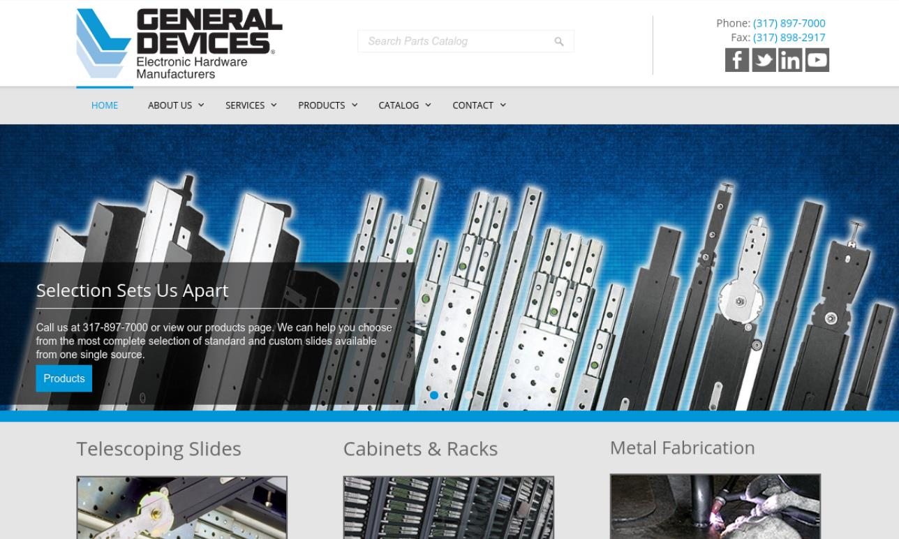 General Devices Co., Inc.