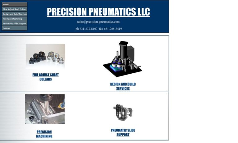 Precision Pneumatics, LLC