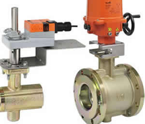Ball Valves Manufacturers – Belimo Americas